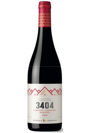 3404 tinto 2020 DO Somontano