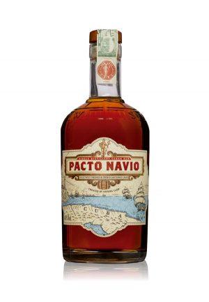 Ron Pacto Navio