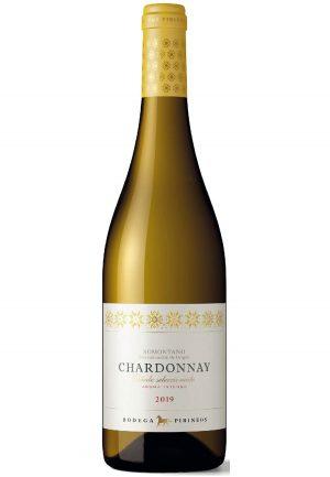 pirineos chardonnay 2020 DO Somontano